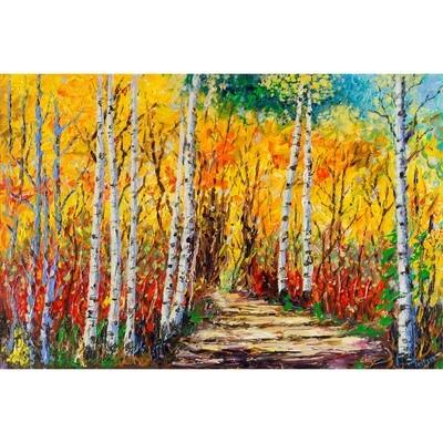 Autumn Colors -- Leanna Leitzke