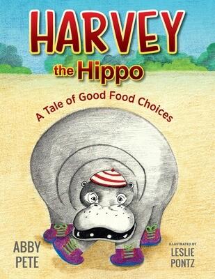 Harvey the Hippo [PB]