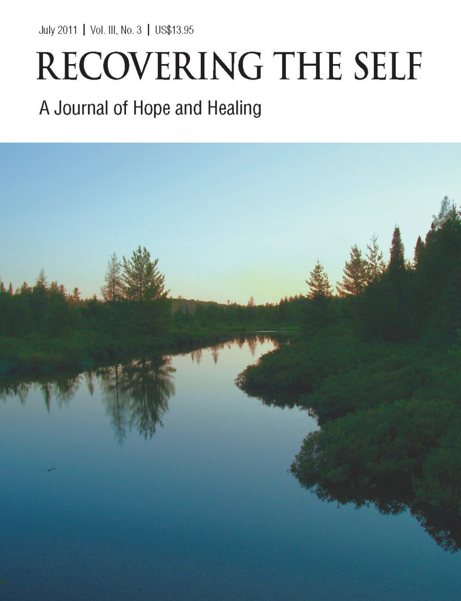 Recovering The Self: A Journal of Hope and Healing (Vol. III, No. 3) -- Focus on Health