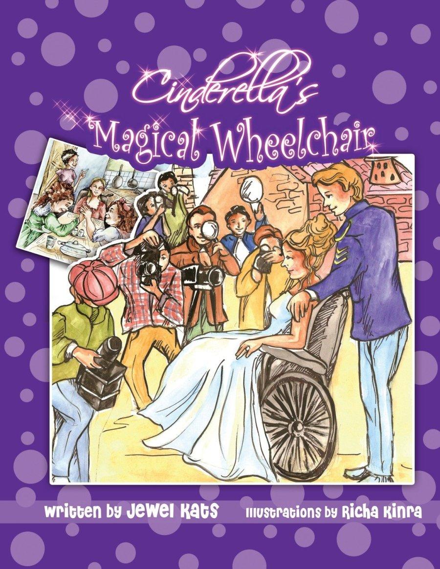 Cinderella's Magical Wheelchair: An Empowering Fairy Tale