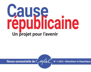 1er numéro de la nouvelle revue « Cause Républicaine »