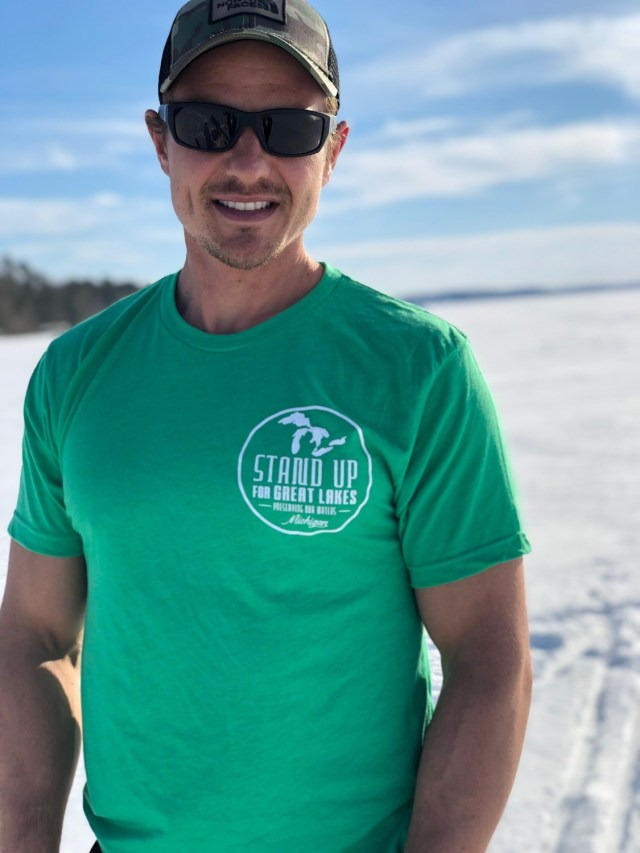 Lake Erie Edition T-SHIRT!