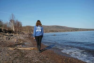 Lake Superior Blue LONG SLEEVE