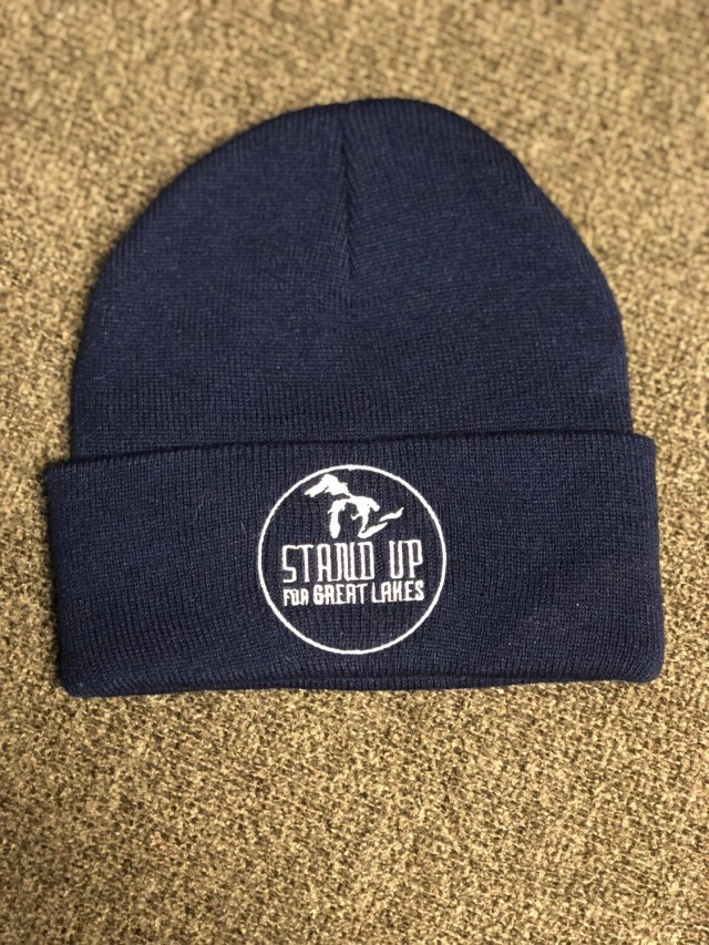 Navy Winter Hat