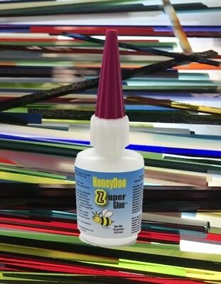 HoneyDoo Zuper Glue, 14 gram bottle