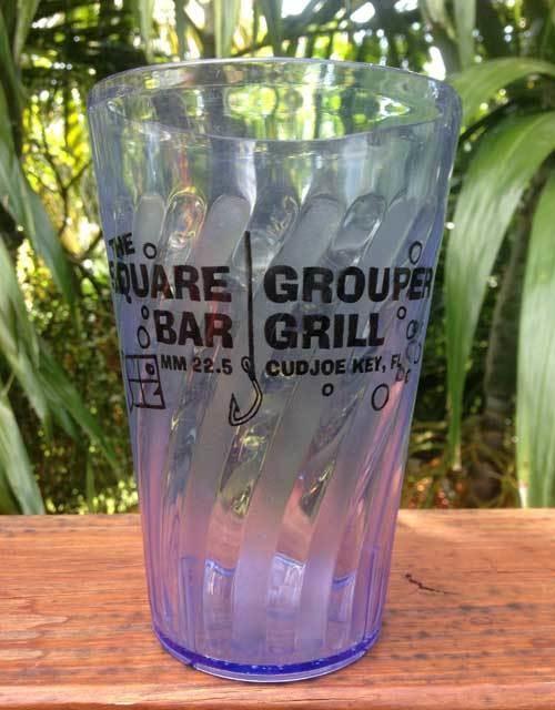 Square Grouper Cups