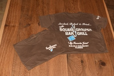 Ladies Traditional T-shirt - Brown