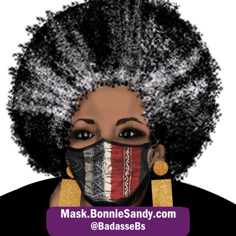 Urban Safari Face Cover Mask