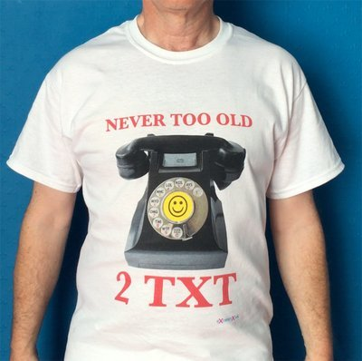 Never Too Old 2 TXT T-shirt