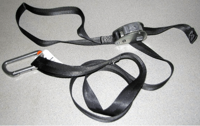 Adjustable Pull Strap Attatchment