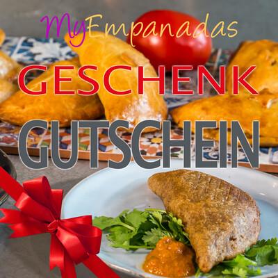 Geschenkgutschein Empanadas