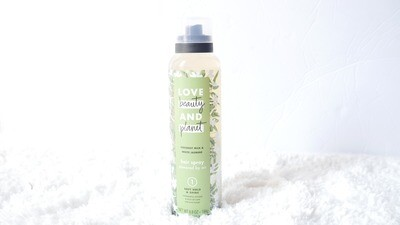 Love, Beauty and Planet Hair Spray