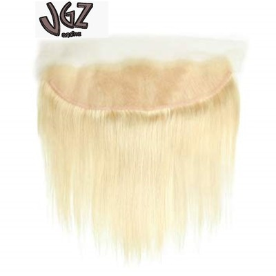 Brazilian Virgin Human Hair Lace Frontal Straight