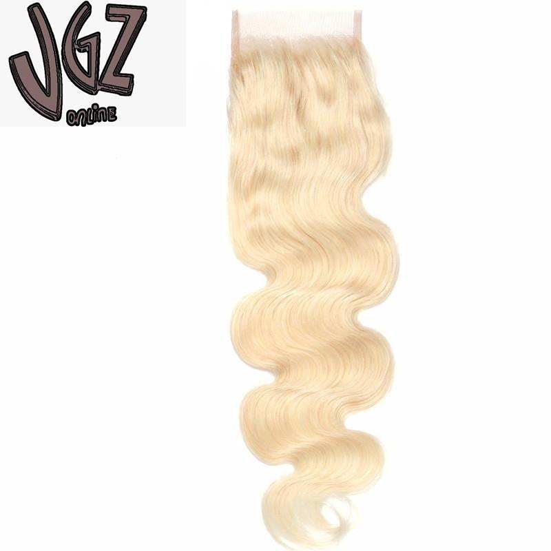 Brazilian Virgin Human Hair Lace Closure 4*4 Body wave
