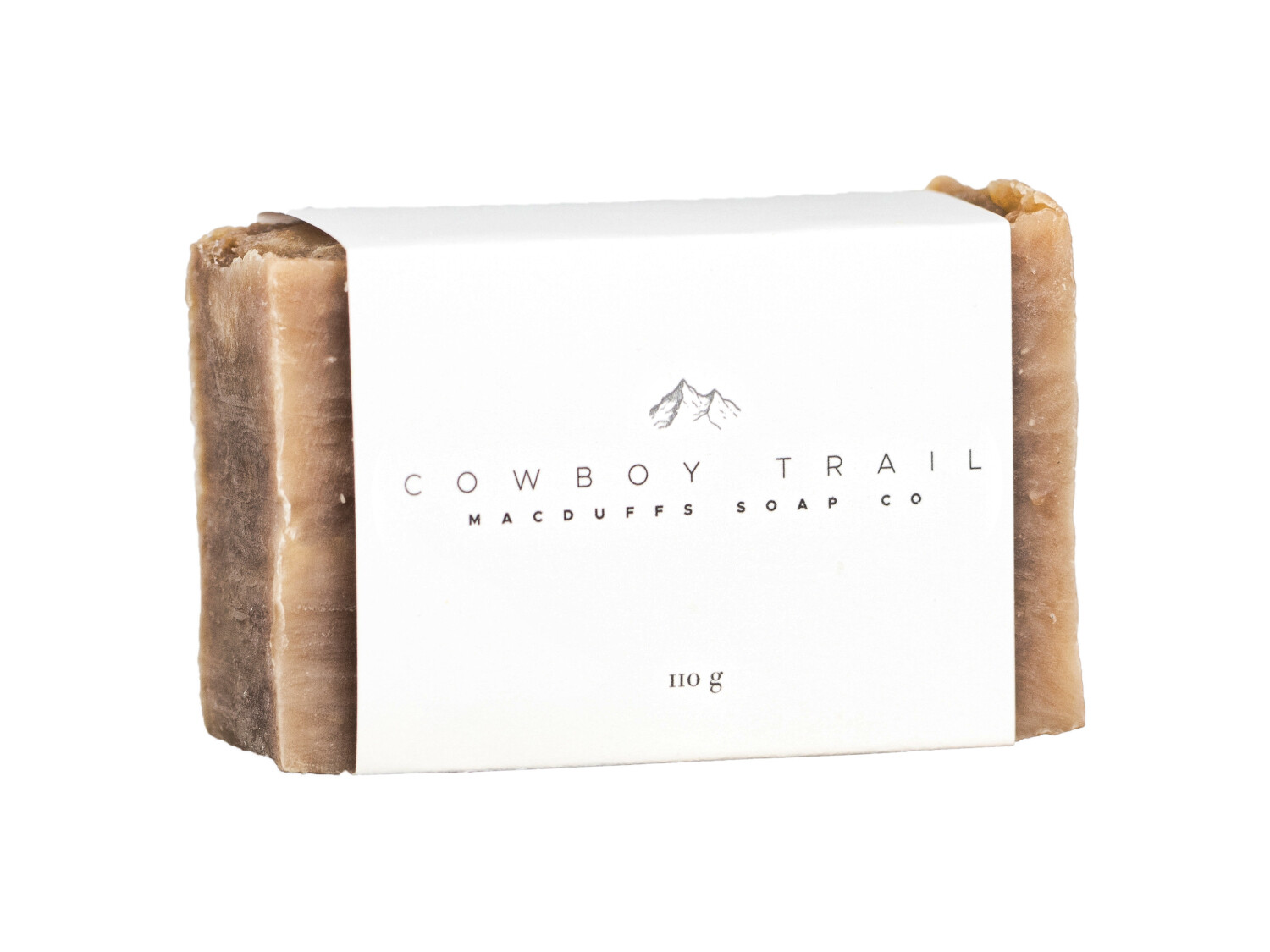 COWBOY TRAIL CRAFT BEER SOAP
