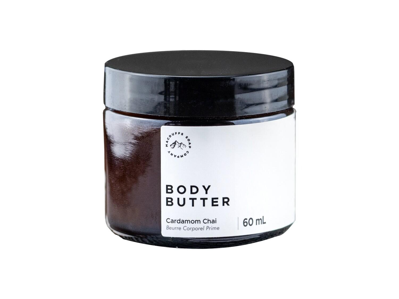 Cardamom Chai Body Butter