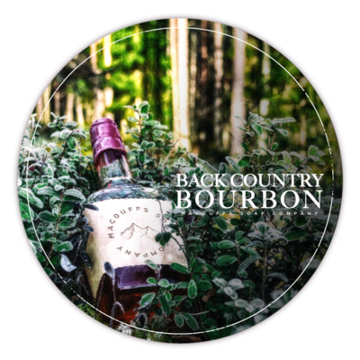 BACKCOUNTRY BOURBON SHAVE SOAP
