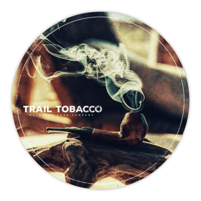 TRAIL TOBACCO SHAVE SOAP (COMING SOON)