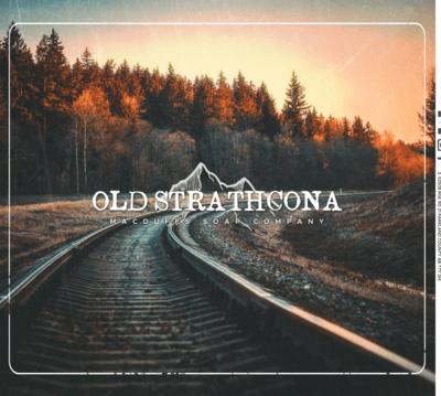 OLD STRATHCONA AFTERSHAVE SPLASH