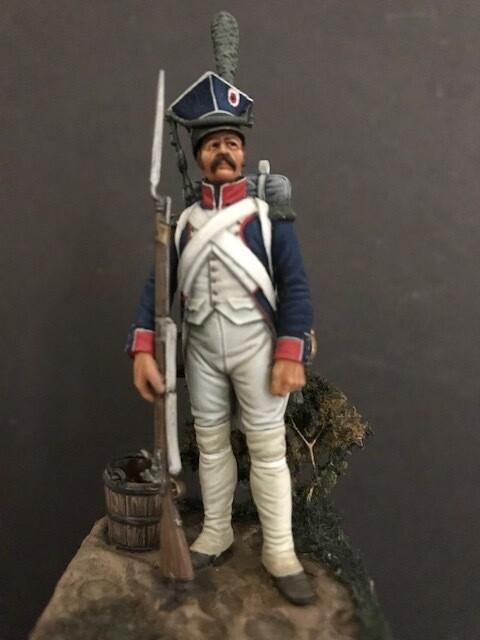Pvt Chassuer de Portnord Ouset 1806