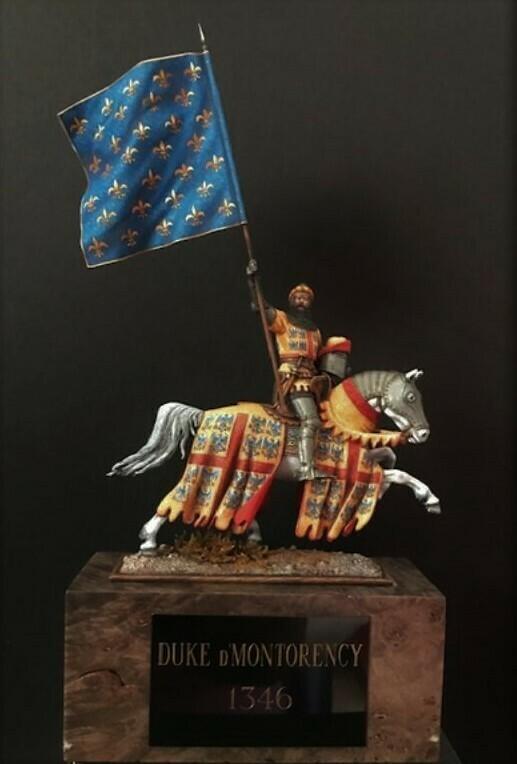 Duke of Montorency 1346