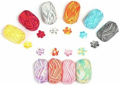 Lana Multicolor (Matizada) ALB 20 g