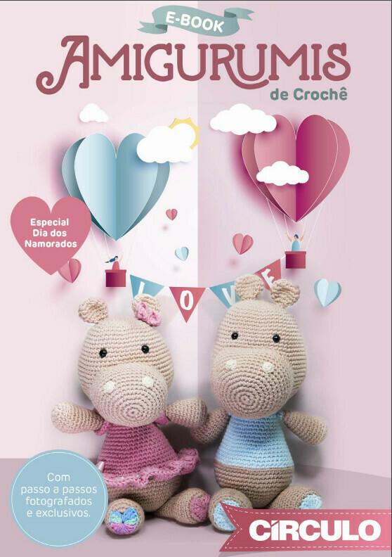 Revista Amigurumi - Especial Día de los Enamorados (Producto Digital)