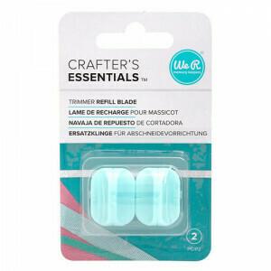 WER Crafter's Essentials trimmer refill blade