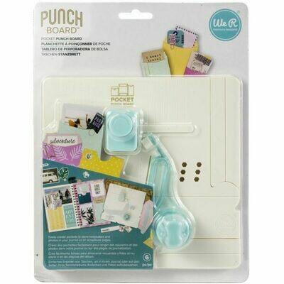 WER Pocket Punch Board