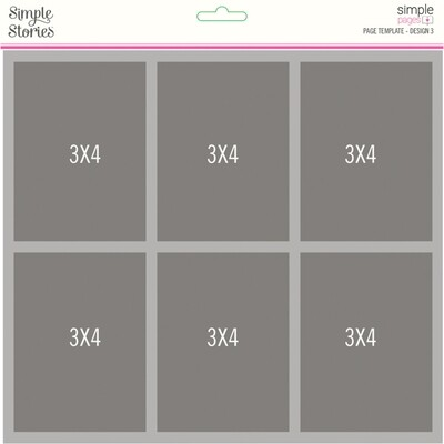 Simple Pages Page Template DESIGN 3