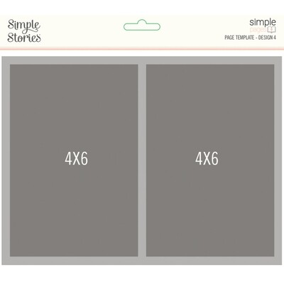 Simple Pages Page Template DESIGN 4
