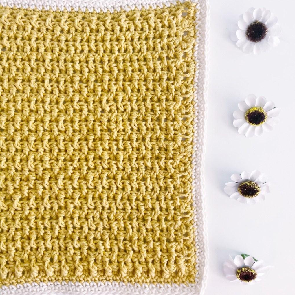 Washcloth Series - 01 Honeycomb