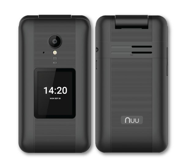 Kosher NUU Verizon/GSM Unlocked 4g Flip Phone
