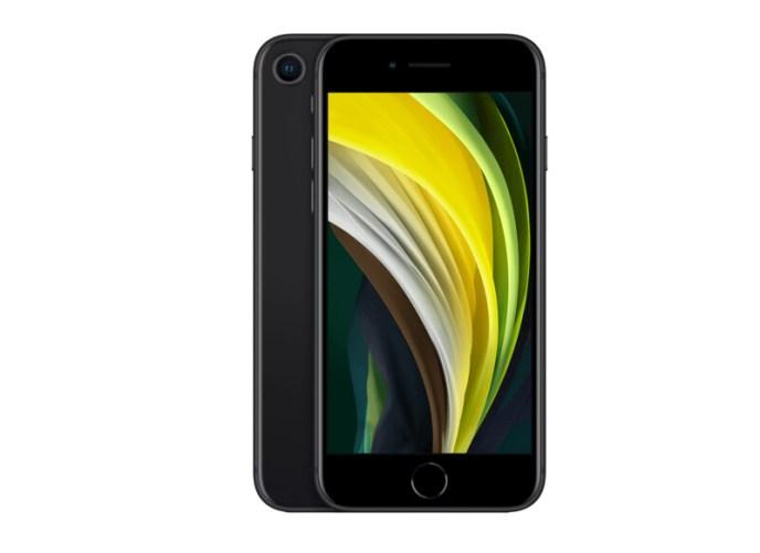 Kosher iPhone SE 2020 Black (Verizon Unlocked)