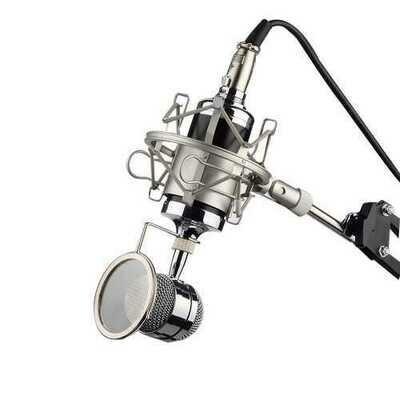 Professional Sound Dynamic Mic Studio Recording Condensor Microphone