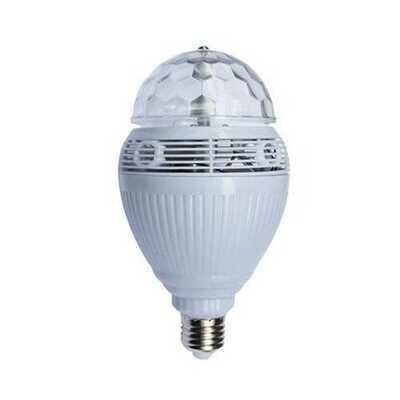 5W E27 Wireless bluetooth Speaker Magic Ball Bulb Music Playing Disco DJ Party Stage Lamp AC110V-240