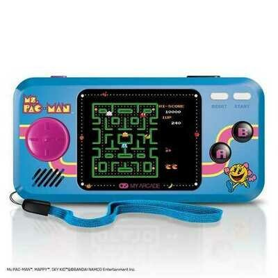 MS.PAC-MAN POCKET PLAYER