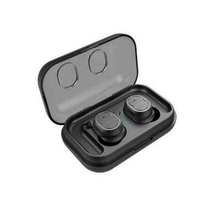 [bluetooth 5.0] TWS True Wireless bluetooth Earphone Touch Control Stereo IPX5 Waterproof Headphone