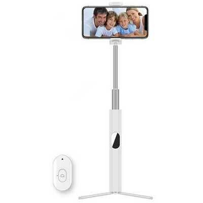 Bakeey L02 3 in 1 Remote Control Bluetooth Tripod Selfie Stick For iPhone X 8 Oneplus 5t Xiaomi 6