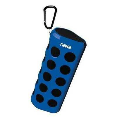 Naxa Wireless Sports Stereo Speaker with Bluetooth®- Blue