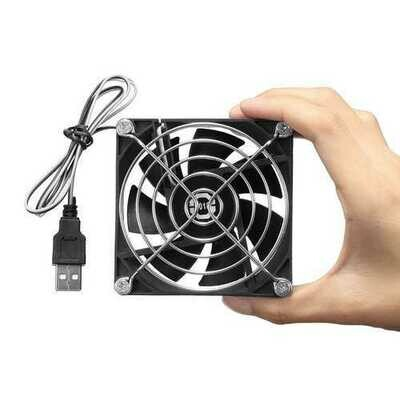 8cm USB Cooling Fan Heatsink for PC Computer TV Box for Xbox for PlayStation Electronics