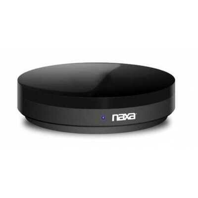 NAXA Electronics Universal Smart Remote in Black