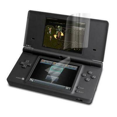 Memorex Universal Screen Protector & Microfiber Cloth for Nintendo Dsi