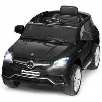 12V Mercedes Benz GLE Licensed Kids Ride On Car -Black