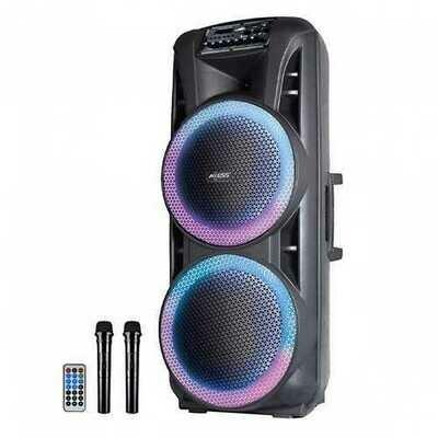 Axess Party Rock Bluetooth PA Speaker  2-15