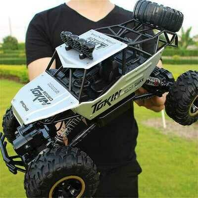 28cm Large 4wd RC Cars Updated Version 2.4g Radio Control Rc Cars Toys Buggys Trucks High Speed Trucks Off-Road Trucks Toys For Children