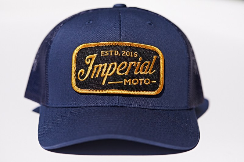 IN STOCK- Imperial Moto Trucker - Navy