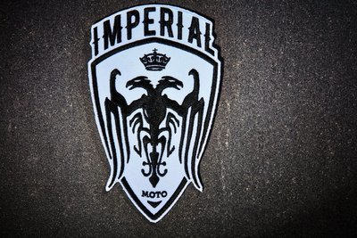 Imperial Moto - Double Dragon Patch