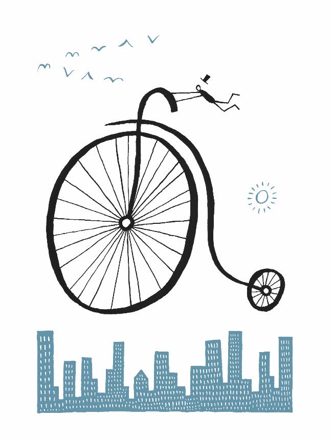 Calpurnio - Bicicleta 00599