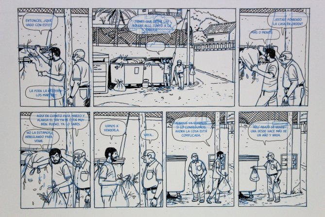 Paco Roca- Página de la casa 00152